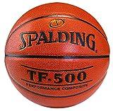 Spalding TF de 500Indoor/Outdoor–Balón de Baloncesto (Talla 7) Nueva versión (2017/2018)