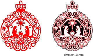 Best tattered lace christmas die cuts Reviews