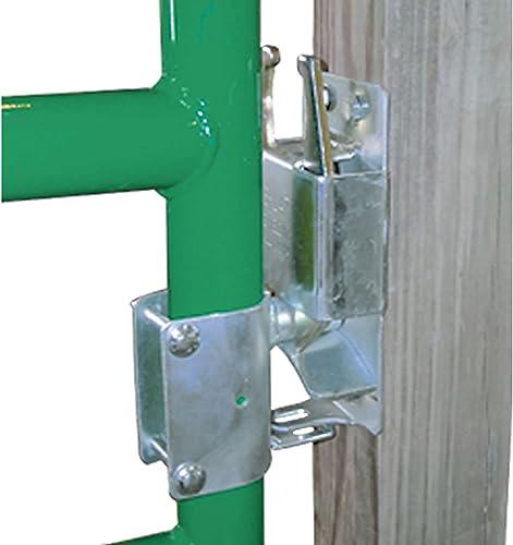 popular Co-Line Lockable 2-Way wholesale Livestock online Gate Latch (New Edition/Silver) online