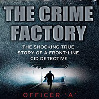 The Crime Factory cover art