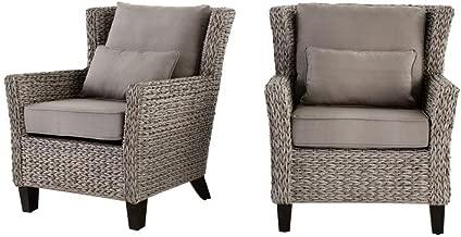 Strange Amazon Com Hampton Bay Patio Chairs Pdpeps Interior Chair Design Pdpepsorg