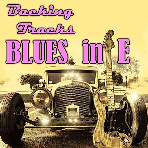 Blues Guitar Backing Tracks in E