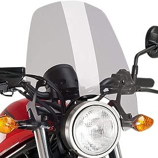 Puig 17-19 Honda CMX500 Naked Generation Touring Windscreen (Smoke)