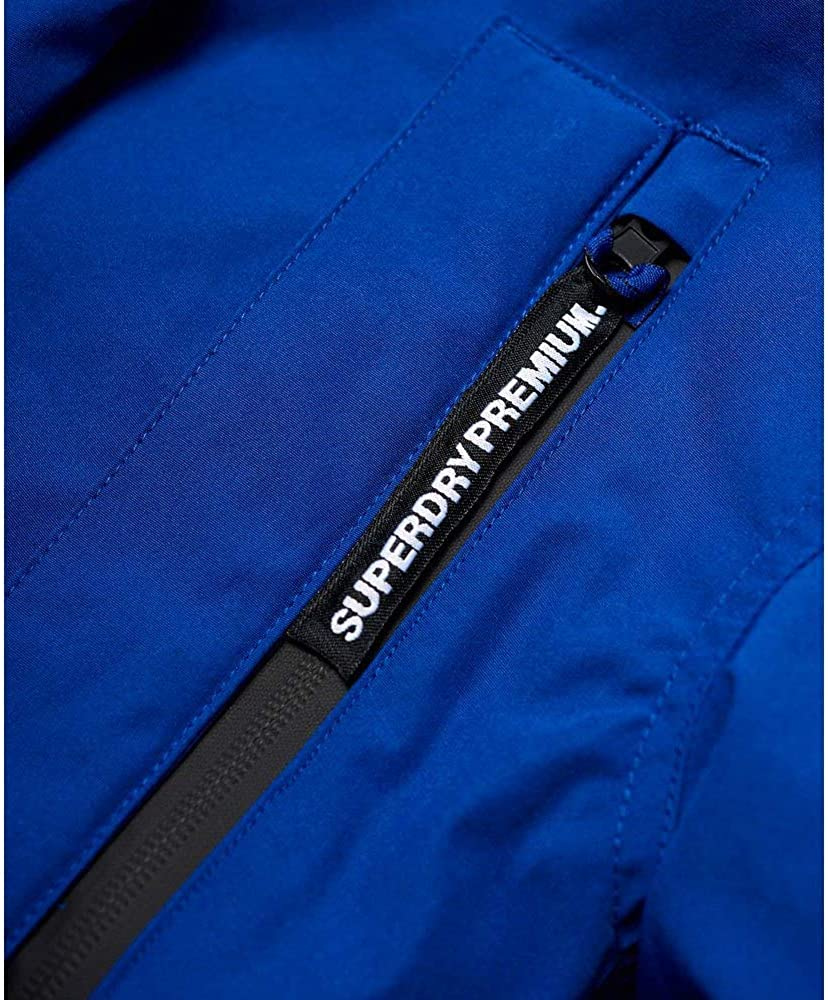 Superdry Herren Premium Ultimate Daunenjacke