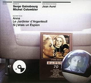 Manon 70 / Si J'etais Un Espion Original Soundtrack