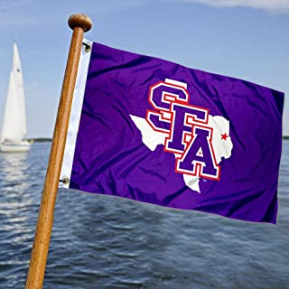 SFA Lumberjacks Boat and Nautical Flag