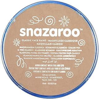 Snazaroo Maquillaje clásico para el rostro, 18 ml, color