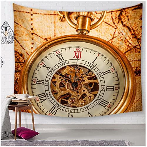KBIASD Tapiz Bohemio de la Vendimia Que Imprime la Alfombra de la Pared decoración del hogar Colgante de Pared 230x150cm