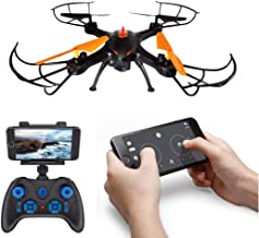 SUPER TOY Wi-Fi RC Quadcopter 360P HD Camera Drone
