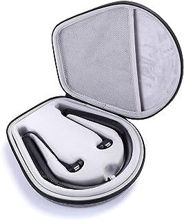 Gubest For ソニー SONY WI-H700 WI-1000X ワイヤレスイヤホン 対応 のケース 収納ポーチバッグ 収納バッグ EVA 保護ケース スーツケース ポータブル キャリングケース