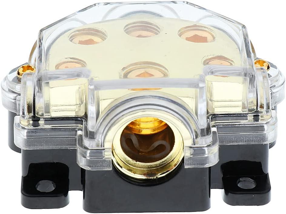 WPYYI Car Wholesale Audio Distribution Block Fus Wiring gift Power Supply