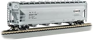 Bachmann Trains New York Central-Gray 56' Acf Center-Flow Hopper-Ho Scale