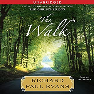 The Walk audiobook cover art