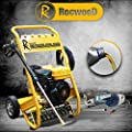 RocwooD 3000 PSI 7HP 10 Litre Per Min Petrol High Power Pressure Jet Washer by Rocwood