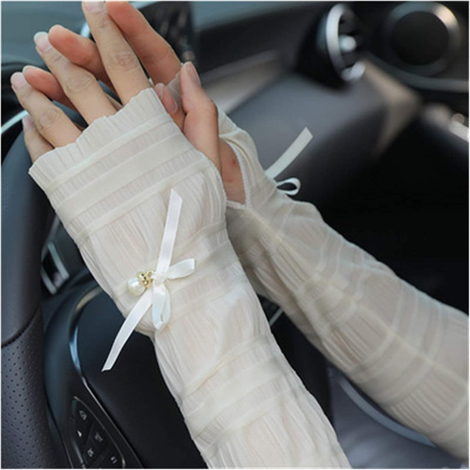 xczbb Sun Protection Gloves Lace Glove Cheap Sunscreen Sl Summer Women SEAL limited product