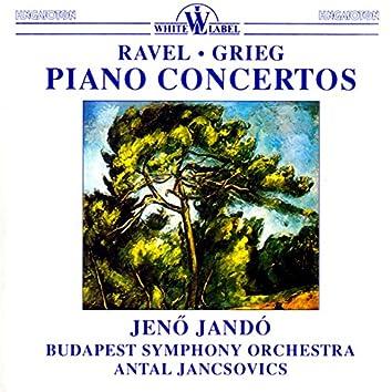 Ravel & Grieg: Piano Concertos
