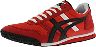 Womens Ultimate 81 Fabric Low Top Lace Up Fashion, Fiery Red, Size 6.5