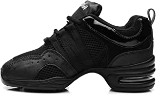 YKXLM Donna& Uomo Scarpe Da Ginnastica Sportive Outdoor Moderno Scarpe Da Ballo Danza Sneakers,ITA-B5