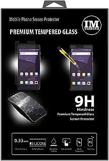 cofi1453 Premium härdad skyddsglas kompatibel med ZTE Blade V8 LITE pansarglas skydd glas extremt reptåligt säkerhetsglas