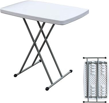 SogesPower Tréteau Pliable Robuste pour Traiteur, Camping, Pique-Nique, Jardin, terrasse, Barbecue, Table de fête HP-76X