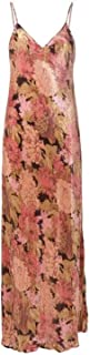 Womens Floral Combo Evening Dress Pink/Multi 36, 40, 42