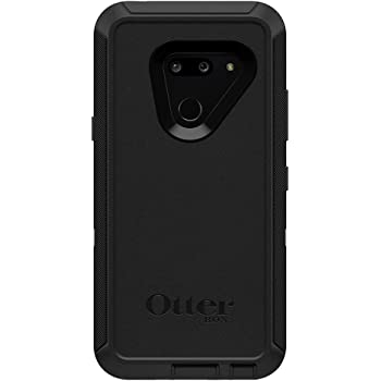 OtterBox Defender Series Screenless Edition for LG G8 ThinQ - Retail Packaging - BLACK