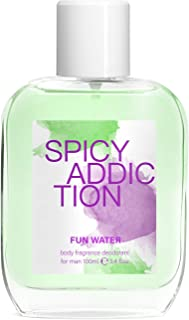 Fun Water Spicy Addiction Deodorant - Körperduft für den H