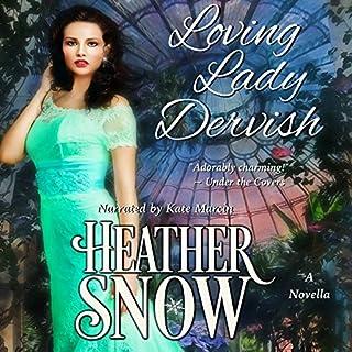 Loving Lady Dervish audiobook cover art
