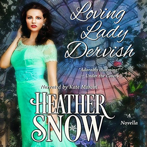 Loving Lady Dervish audiobook cover art