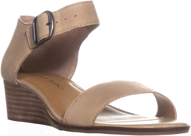 Lucky Brand Women's Riamsee Wedge Sandal
