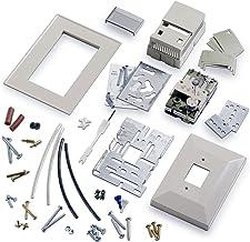 Siemens 192-850 Powers RETROLINE Pneumatic Room Thermostat Retrofit Kit, Single Set Point, Direct Acting, Celsius Scale, B...