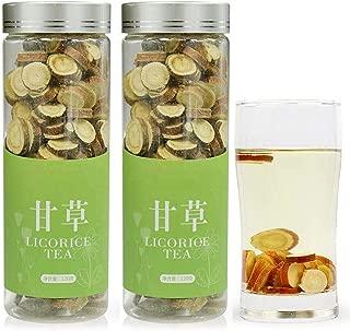 甘草茶120g*2 花草茶 茶葉 有機100%天然 薬膳茶 自然栽培 無添加