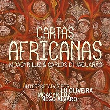 Moacyr Luz e Carlos Di Jaguarão - Cartas Africanas
