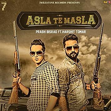 Asla Te Masla (feat. Harshit Tomar)