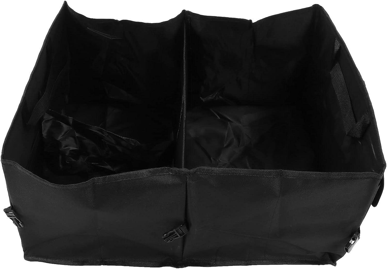 Buachois Max 64% OFF Car Storage Box Multipurpose Trunk Same day shipping Cloth Org Oxford