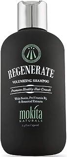 Sponsored Ad - Mokita Naturals Biotin Hair Volumizing Thickening Shampoo, Thinning and Fine Hair, Regrowth Thickening Prod...