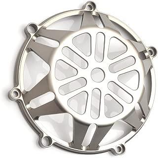 CNC Billet Titanium Open Clutch Cover For Ducati Monster 600 620 750 900 Monster S4RS 1000 Testastretta