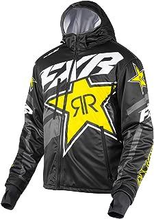 FXR RRX Rockstar Jacket - Yellow/Black/Charcoal - 2XL