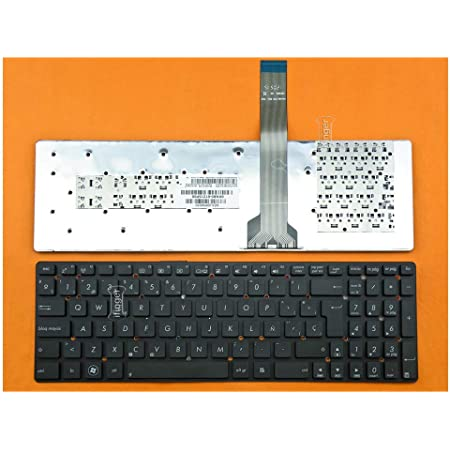 IFINGER Teclado para PORTATIL ASUS K55A EN ESPAÑOL Keyboard ...