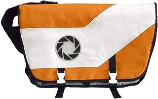 A Crowded Coop - Portal Messenger Bag Aperture Laboratories