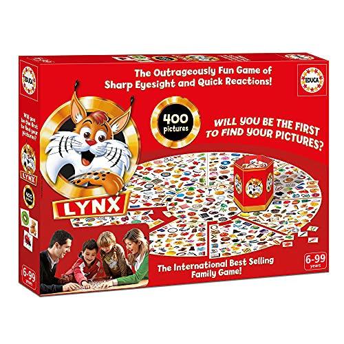 KD Toys Educa Lynx 17055 Jeu de société