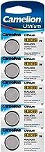 Paquete de 5 pilas de litio de 3 V CR2025