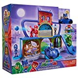 PJ Masks Headquarters Playset, Multicolor