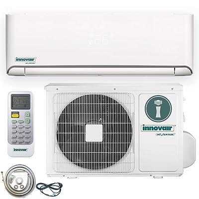 Innovair WIN12H1V51 Air Conditioner Inverter Ductless Wall Mount Mini Split System