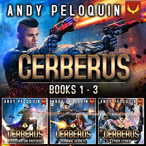 Cerberus Series: Books 1-3: A Military Space Opera Box Set