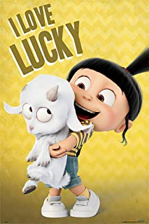 Modern Classic Childrens Animated Movie Poster A1A2A3A4Sizes DESPICABLE ME.