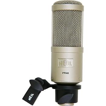 HEiL sound PR-40 Dynamic Studio Microphone