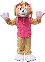 k228 Skye Paw Patrol Mascot Costume Marshall Costume