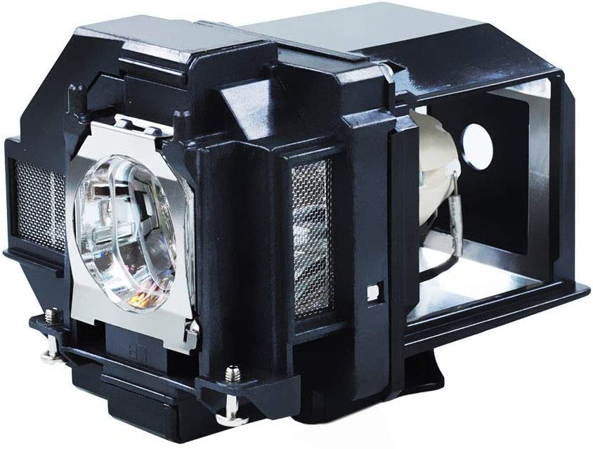 CTLAMP A+ Quality EP96 Replacement Projector Lamp Bulb with Housing Compatible with elplp96 Cinema 2100 2150 1060 660 760hd VS250 VS350 VS355 EX9210