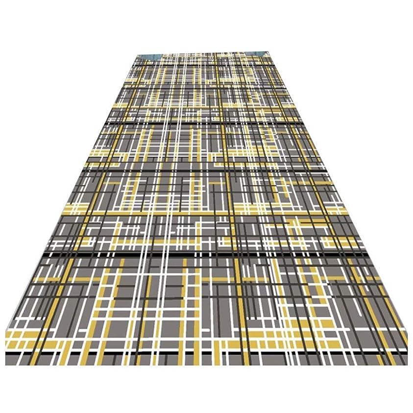 ポータブル襲撃息子LJJL 廊下のカーペット 簡単ケア - 屋内廊下、キッチン、ノンスリップ(滑り止め)多目的ラグカーペットランナーラグ (Size : 60×100CM)